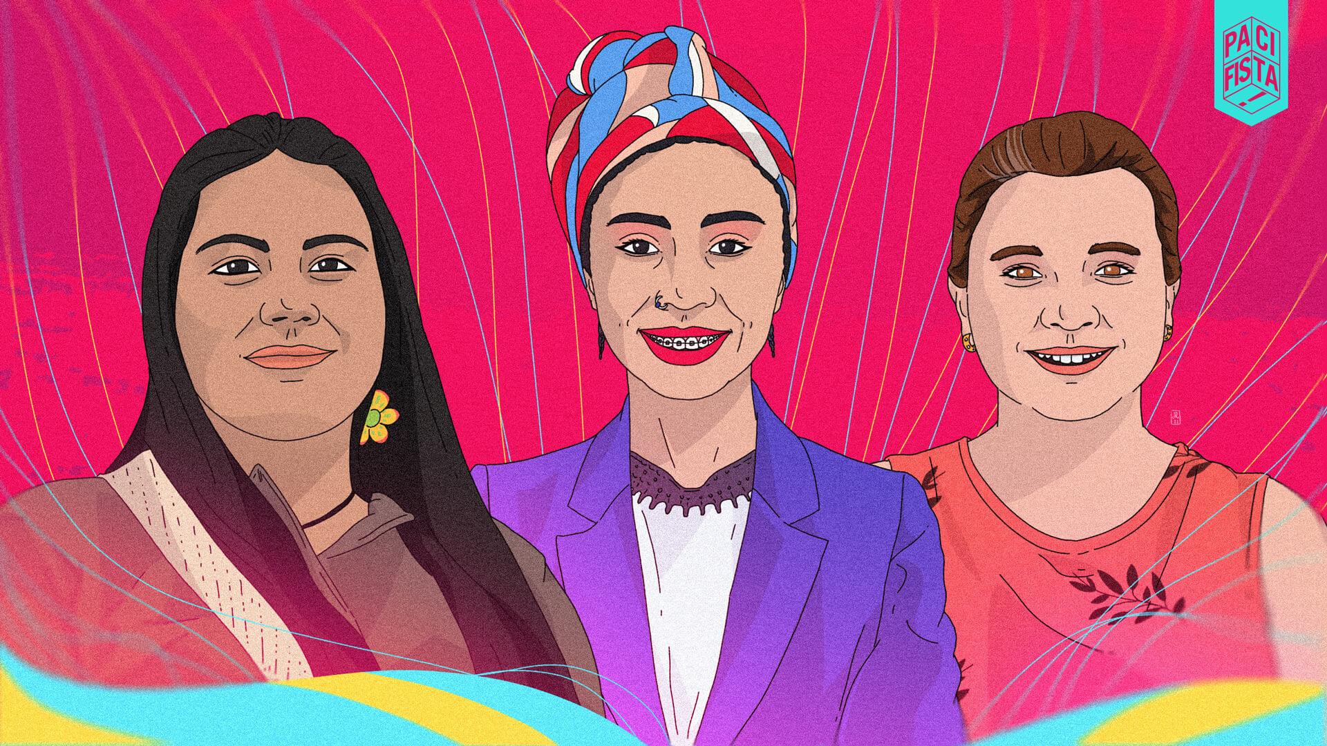 El altísimo riesgo de ser lideresa, en las voces de tres defensoras en Cauca, Meta y Nariño