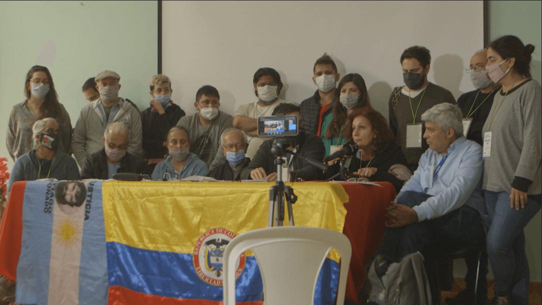 Que el mundo se entere: la Colombia que se encontró la Misión de Solidaridad Internacional y DDHH