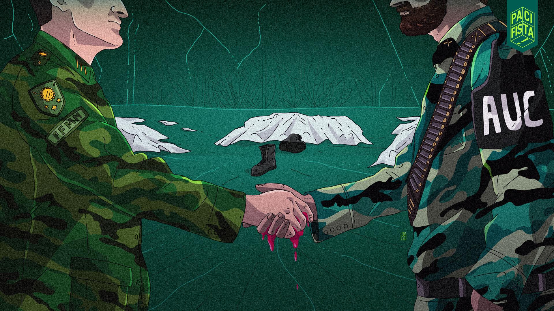 El matrimonio entre el Ejército y los paramilitares para perpetrar 'falsos positivos' en el Caribe