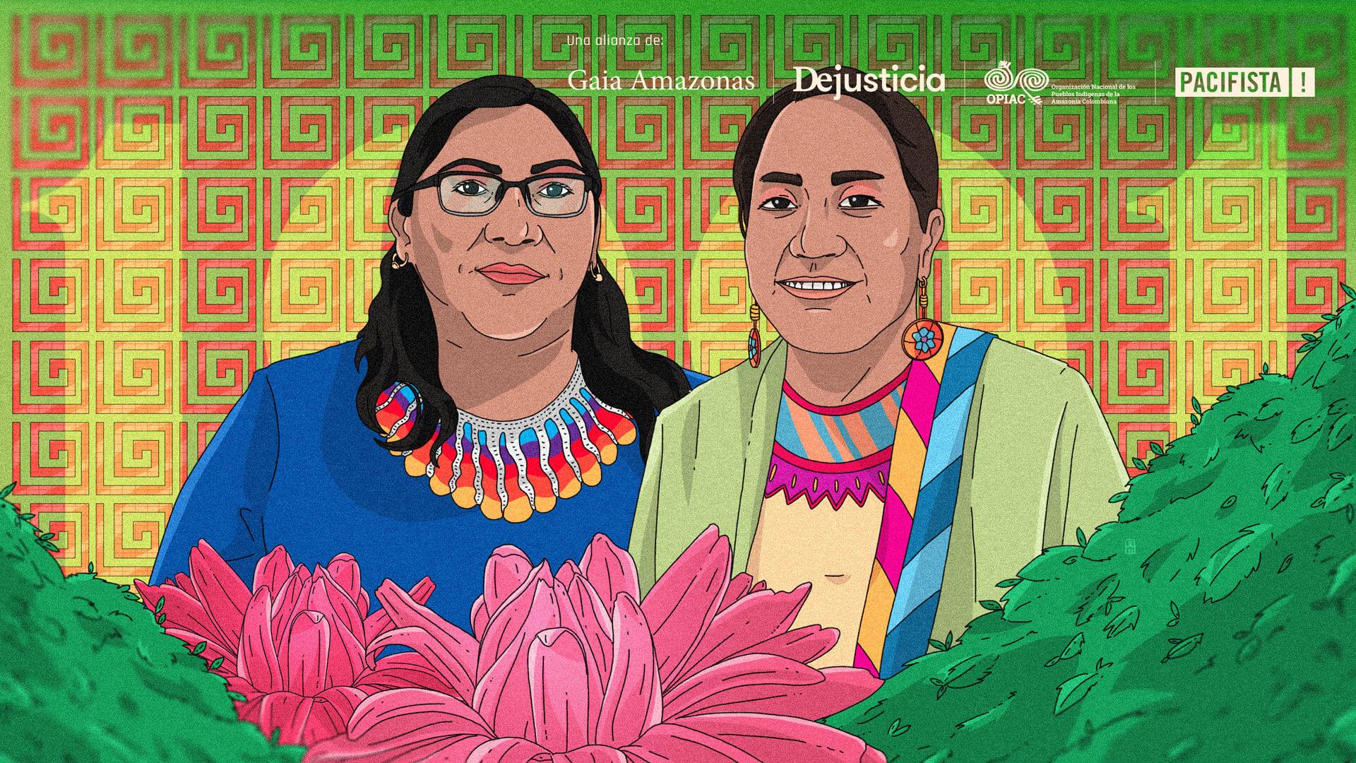 Amazónicas: el camino de las mujeres indígenas en la Asamblea Nacional Constituyente