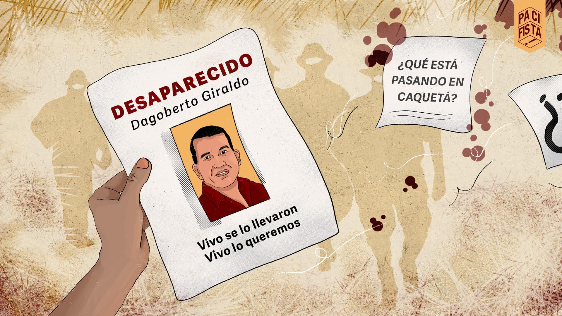 ¿Qué está pasando en Caquetá después del Paro Nacional?: el llamado urgente de lideresas y líderes amenazados