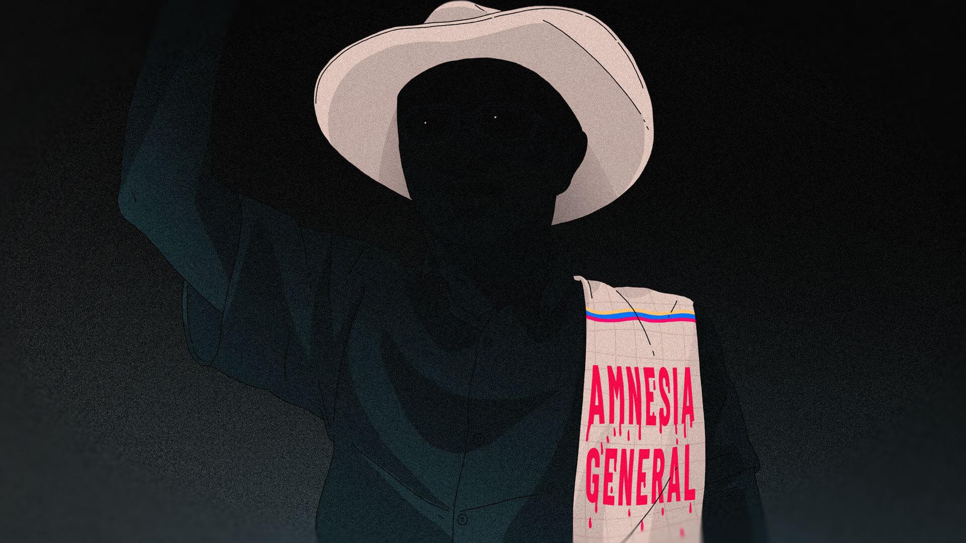 ¿Amnistía general o amnesia, General?