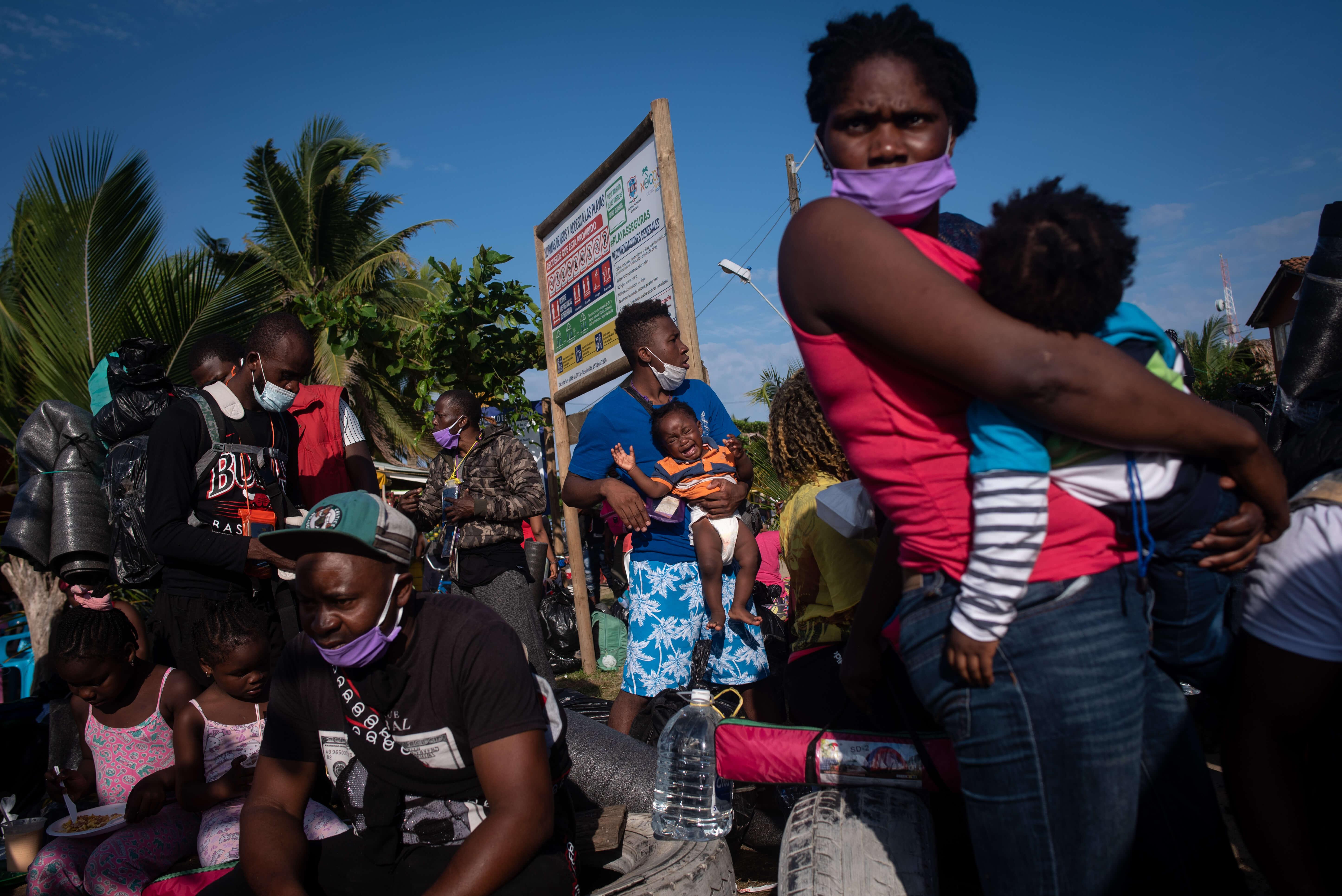 Las víctimas de la selva: así trafican con migrantes en Necoclí
