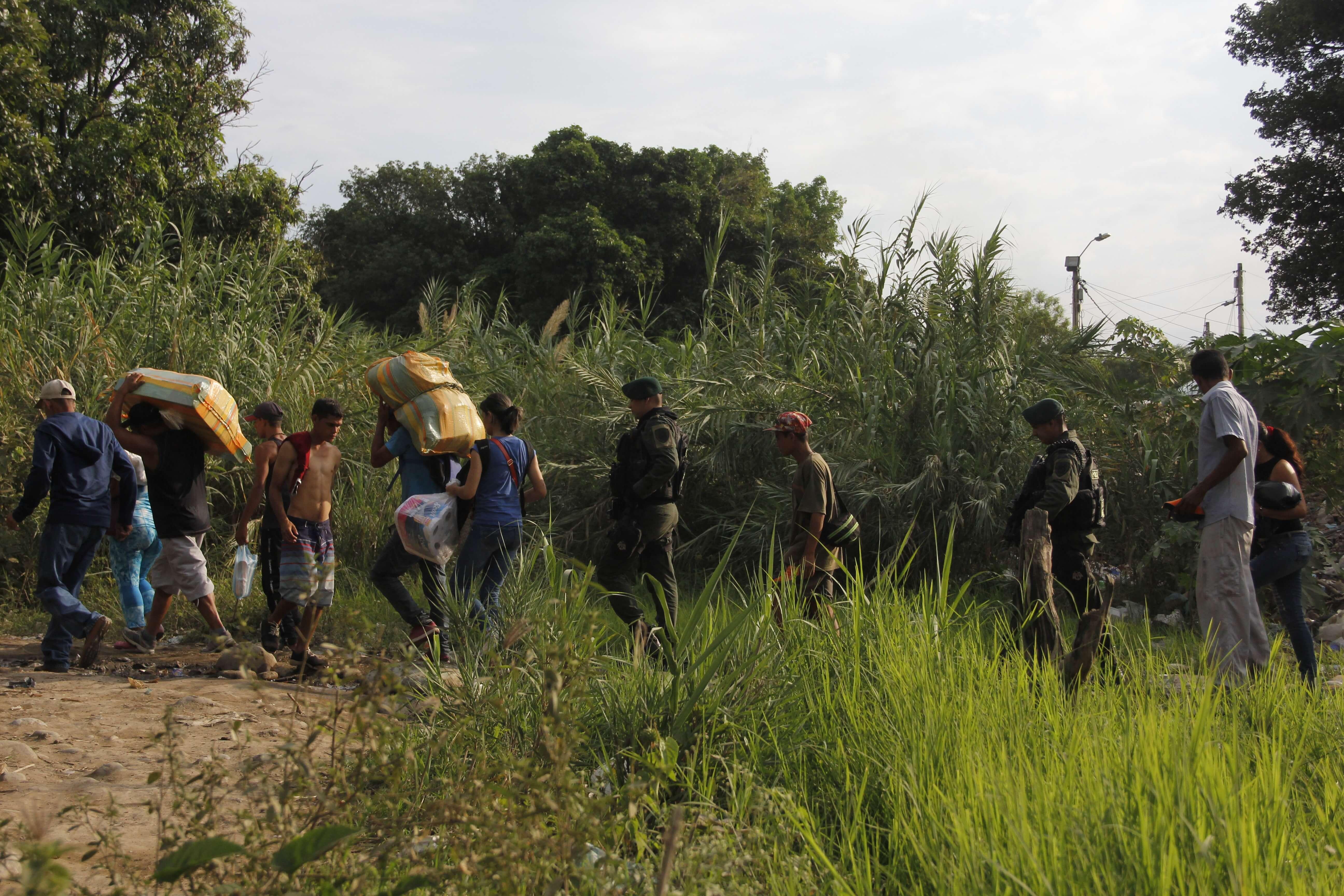 Impunidad y silencio rodean las desapariciones en la frontera